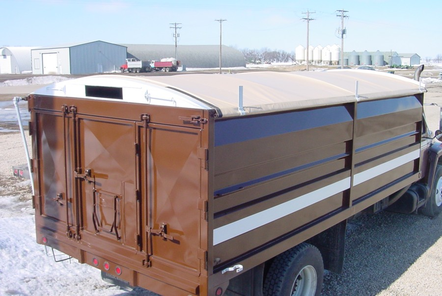 Roll Tarp Systems Winkler Covers Amp Containment