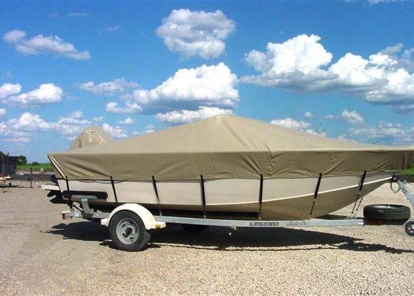 Custom Boat Tarp