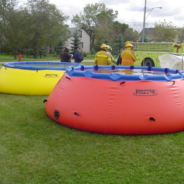 Fire Fighting Water Tanks