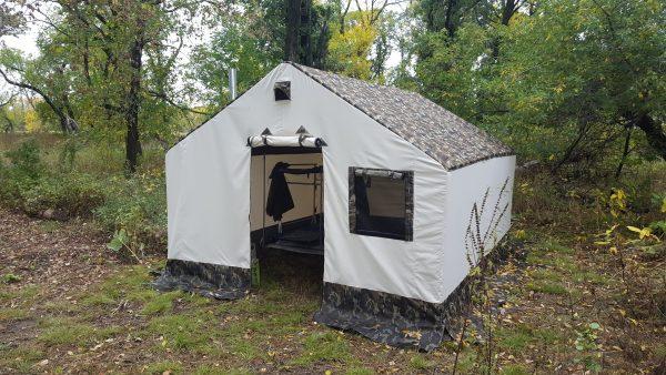 12×14 cabin