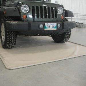 Floor Guard Garage Mat from Winkler Canvas