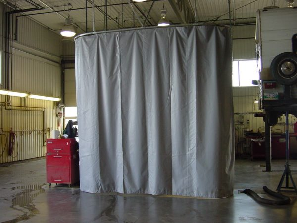 industrial curtain