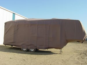RV dust cover
